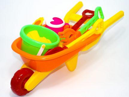 đồ chơi đi biển